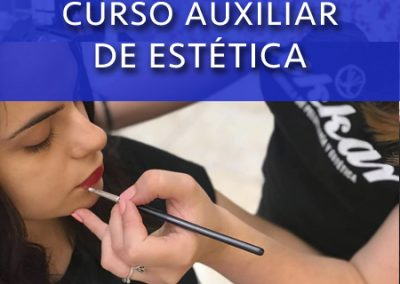 Curso Auxiliar de Estética